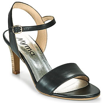 Schoenen Dames Sandalen / Open schoenen Myma POLIDOME Zwart