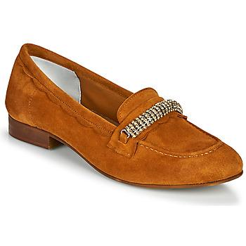 Schoenen Dames Mocassins Myma PIBINA Camel