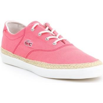 Schoenen Dames Espadrilles Lacoste Glendon Espa 3 SRW 7-27SRW2424124 pink