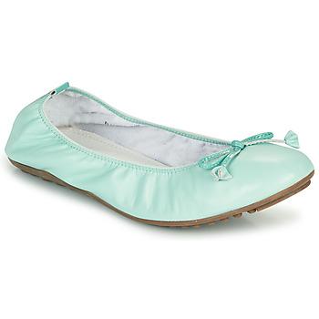 Schoenen Dames Ballerina's Mac Douglas ELIANE Blauw