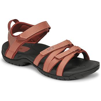 Schoenen Dames Sandalen / Open schoenen Teva TIRRA Koraal
