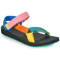 Schoenen Dames Sandalen / Open schoenen Teva ORIGINAL UNIVERSAL Multicolour