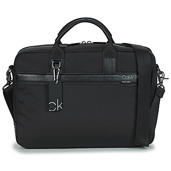 Tassen Heren Aktentassen / Zakentassen Calvin Klein Jeans LAPTOP BAG Zwart