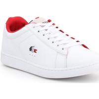 Schoenen Heren Lage sneakers Lacoste Carnaby Evo 317 3 SPM 7-34SPM0003042 white