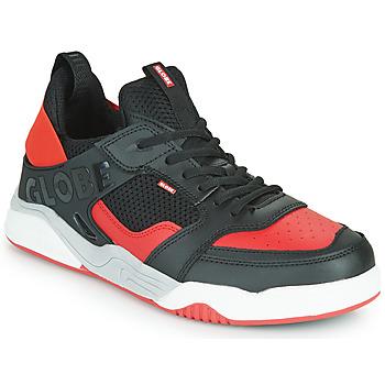 Schoenen Heren Lage sneakers Globe TILT EVO Zwart / Rood