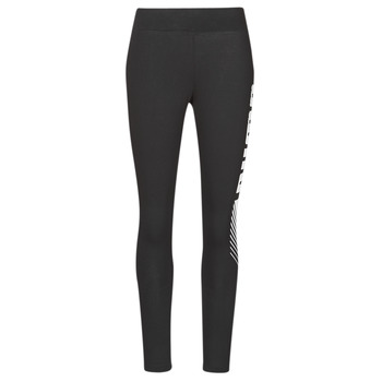 Textiel Dames Leggings Puma ESS+ GRAPHIC LEGGING Zwart