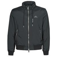 Textiel Heren Wind jackets Armani Exchange 8NZB60-ZN97Z Zwart