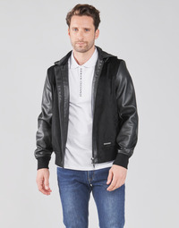 Textiel Heren Wind jackets Armani Exchange 3KZB03-ZE1AZ Zwart
