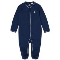 Textiel Jongens Pyjama's / nachthemden Polo Ralph Lauren LOLLA Marine