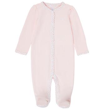Textiel Meisjes Pyjama's / nachthemden Polo Ralph Lauren PAULA Roze