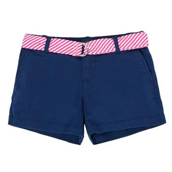 Textiel Meisjes Korte broeken / Bermuda's Polo Ralph Lauren FILLI Marine