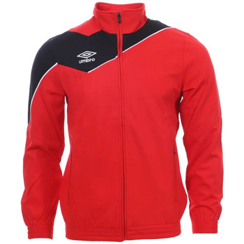 Textiel Heren Trainings jassen Umbro  Rood