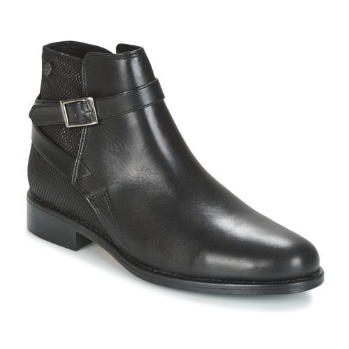Schoenen Dames Laarzen Betty London NORINA Zwart