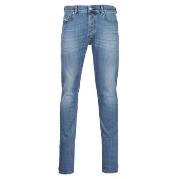 Textiel Heren Skinny jeans Diesel D-LUSTER Blauw / Clair