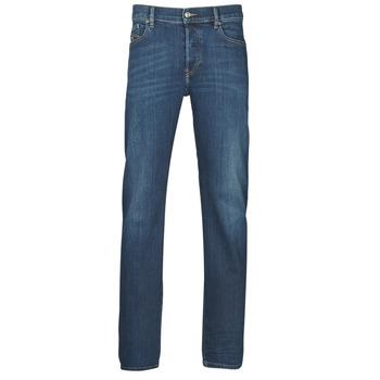 Textiel Heren Straight jeans Diesel D-MITHRY Blauw / Donker