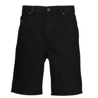 Textiel Heren Korte broeken / Bermuda's Diesel A02648-0HBAG-02 Zwart