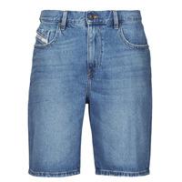 Textiel Heren Korte broeken / Bermuda's Diesel A02648-0HBAV-01 Blauw