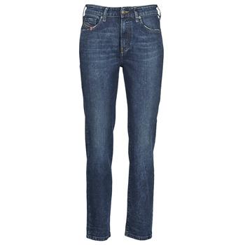 Textiel Dames Straight jeans Diesel D-JOY Blauw / Medium