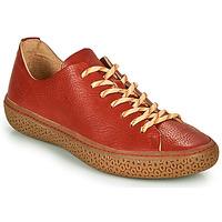 Schoenen Dames Lage sneakers Think TJUB Rood