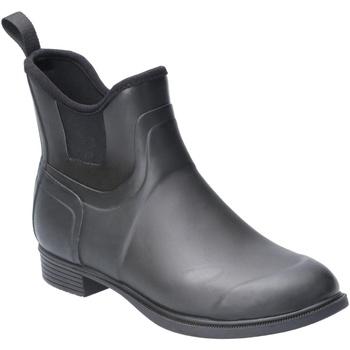 Schoenen Dames Laarzen Muck Boots  Zwart