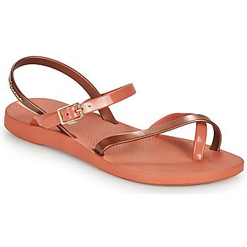 Schoenen Dames Sandalen / Open schoenen Ipanema Ipanema Fashion Sandal VIII Fem Roze