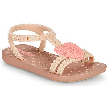 Schoenen Kinderen Sandalen / Open schoenen Ipanema MY FIRST IPANEMA BABY Roze