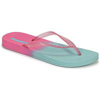 Schoenen Dames Teenslippers Ipanema IPANEMA COLORFUL FEM Blauw / Roze