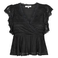 Textiel Dames Tops / Blousjes Morgan DARLEY Zwart