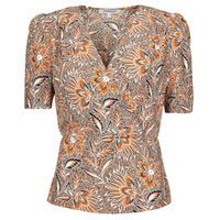 Textiel Dames Tops / Blousjes Morgan OKISS Multicolour