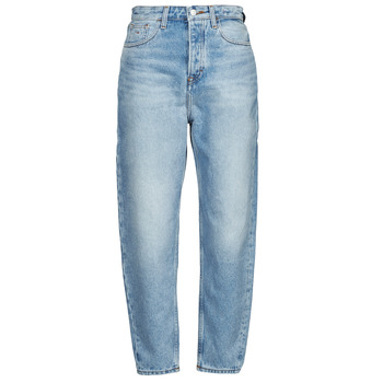 Textiel Dames Boyfriend jeans Tommy Jeans MOM JEAN ULTRA HR TPRD EMF SPLBR Blauw