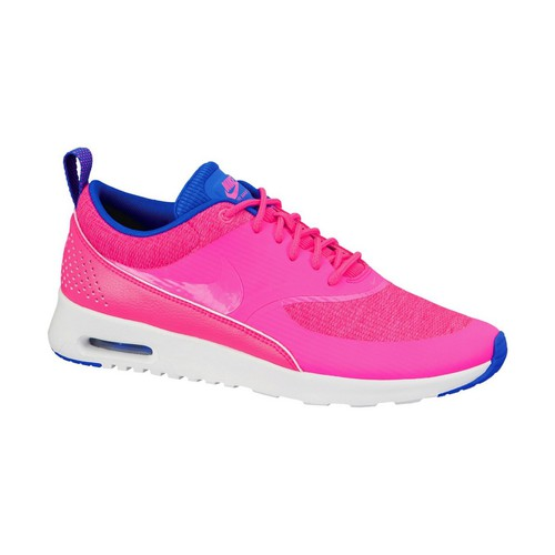 Schoenen Dames Lage sneakers Nike Air Max Thea Prm Wmns  616723-601 Pink