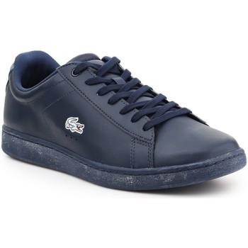 Schoenen Heren Lage sneakers Lacoste Carnaby Evo 7-30SPM400711C navy