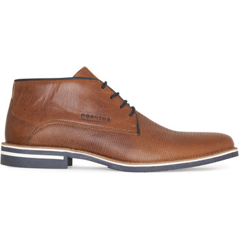 Schoenen Heren Klassiek Gaastra Murray Mid CHP Cognac Bruin
