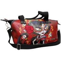 Tassen Dames Handtassen kort hengsel Catrinas BM-20-CT Rojo