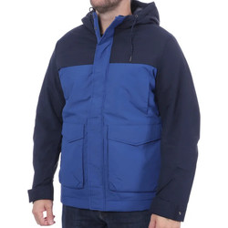 Textiel Heren Parka jassen Selected  Blauw