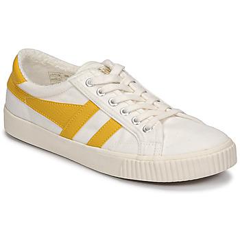 Schoenen Dames Lage sneakers Gola TENNIS MARK COX Beige / Geel