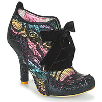 Schoenen Dames Low boots Irregular Choice ABIGAIL'S THIRD PARTY Zwart / Multicolour