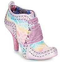 Schoenen Dames Low boots Irregular Choice ABIGAIL'S THIRD PARTY Roze / Violet