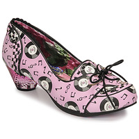 Schoenen Dames pumps Irregular Choice ROCKTINA Roze