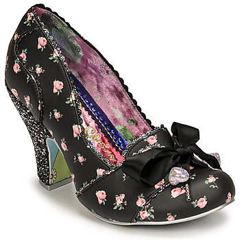 Schoenen Dames pumps Irregular Choice TIED IN A BOW Zwart