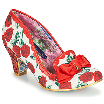 Schoenen Dames pumps Irregular Choice KANJANKA Rood / Wit