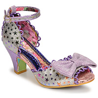 Schoenen Dames Sandalen / Open schoenen Irregular Choice SITTING PRETTY Violet