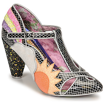 Schoenen Dames pumps Irregular Choice BRIGHT SIDE Zwart / Multicolour