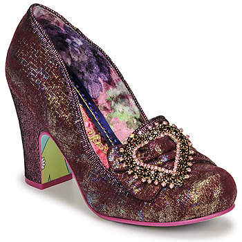Schoenen Dames pumps Irregular Choice LE GRAND AMOUR Roze