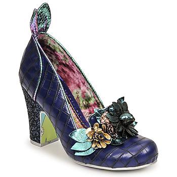 Schoenen Dames pumps Irregular Choice BUNNY BOO Blauw