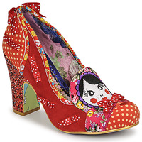 Schoenen Dames pumps Irregular Choice MATRYOSHKA MEMORIES Rood