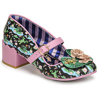 Schoenen Dames pumps Irregular Choice LILYPOND Zwart / Violet
