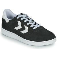 Schoenen Heren Lage sneakers Hummel VICTORY Zwart
