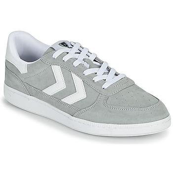 Schoenen Heren Lage sneakers Hummel VICTORY Grijs