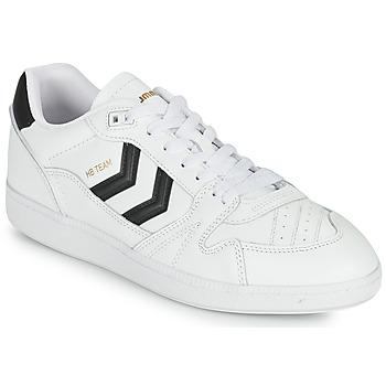 Schoenen Heren Lage sneakers Hummel HB TEAM Wit / Zwart